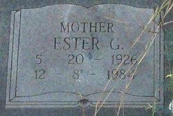 Ester G Perez