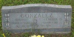 Cenobia O. Gonzalez