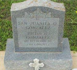 San Juanita Gonzalez