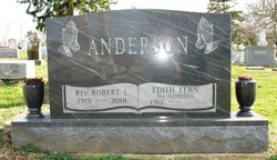 Edith Fern <i>Florence</i> Anderson