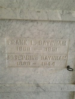 Frank Leslie Baynham