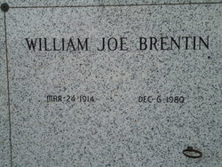 William Joe Brentin
