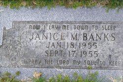 Janice M. Banks
