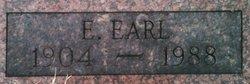 Elmer Earl Webb