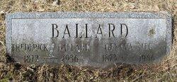 Fredrick F Ballard