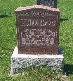 Ella <i>Raymer</i> Brillinger