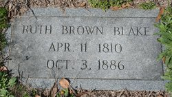 Ruth Brown Blake
