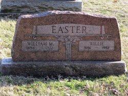 Willie <i>Taylor</i> Easter
