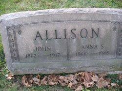 Anna L. <i>Shaffer</i> Allison