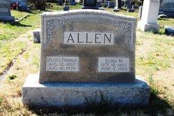 Julius Thomas Allen
