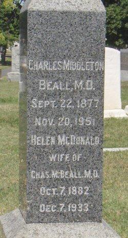 Helen <i>McDonald</i> Beall