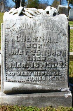 Virginia Prewett Cheatham