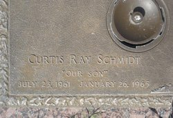 Curtis Ray Schmidt