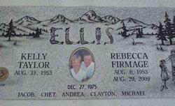 Rebecca <i>Firmage</i> Ellis