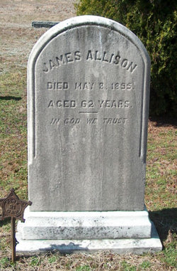 Pvt James H. Allison