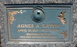 Agnes Aline <i>King</i> Eaton