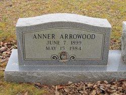 Anna Anner <i>Connor</i> Arrowood