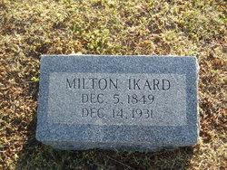 Milton Ikard