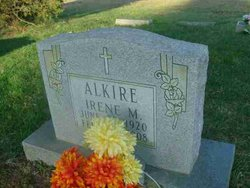 Irene M. Alkire