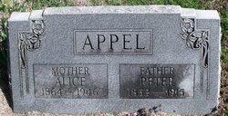 Alice Appel