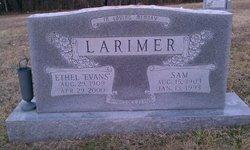 Ethel Evans Larimer