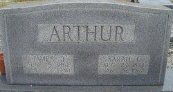 Sarah Elizabeth <i>Crump</i> Arthur