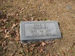 Ella <i>Brookshire</i> Andrews