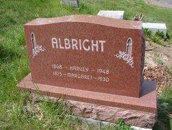 Margaret <i>Leiby</i> Albright