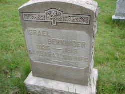 Barbara E <i>Long</i> Berninger