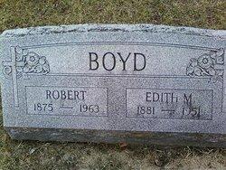 Edith May <i>Barnes</i> Boyd