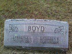 Lawrence Llewellyn Boyd