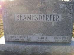 Harry P Beamesderfer, Jr