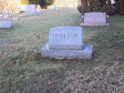 Eva Earl <i>Hamilton</i> Freeland
