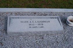 Mary Alacia Ella <i>Hendrix</i> Caughman