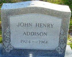 John Henry Addison