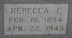 Rebecca Caroline <i>Hewlette</i> Carter