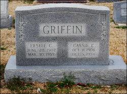 Ersell Carmen Griffin, Sr