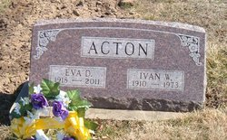 Eva Daisy <i>Couch</i> Acton