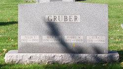 Julia F Gruber
