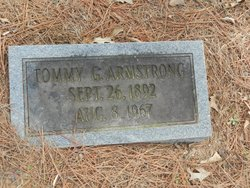 Tommy G. Armstrong