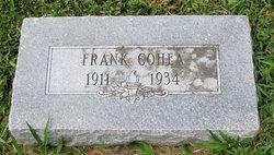 Frank Cohea