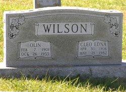 Cleo Edna Wilson