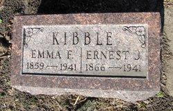 Emma F. <i>Cady</i> Kibble