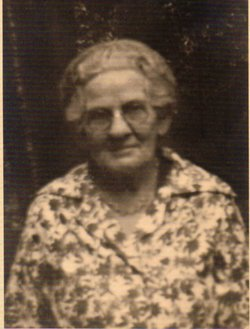 Florence Estelle <i>Steinbaugh</i> Deck
