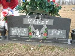 Earnest C Maney