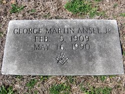 George Martin Ansel, Jr