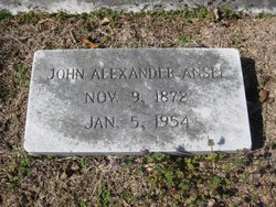 John Alexander Ansel