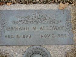Richard M Alloway