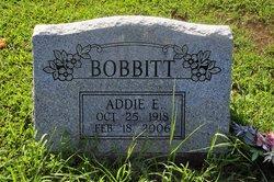 Addie Elizabeth <i>Stringer</i> Bobbitt