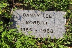 Danny Lee Bobbitt